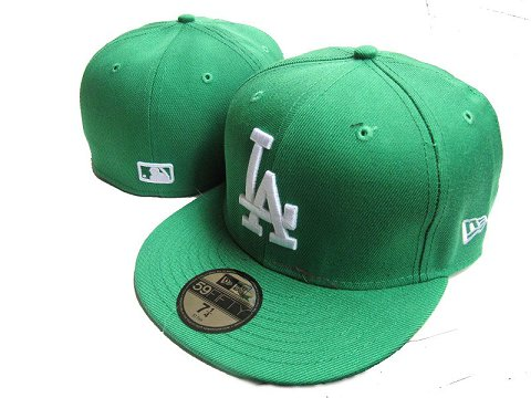 Los Angeles Dodgers MLB Fitted Hat LX20